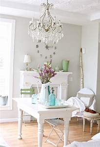 Stupefying shabby chic wall decor ideas decorating