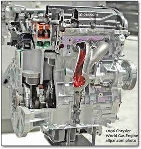 Chrysler Tiger Shark And World Gas Engines  1 8  2 0  2 4