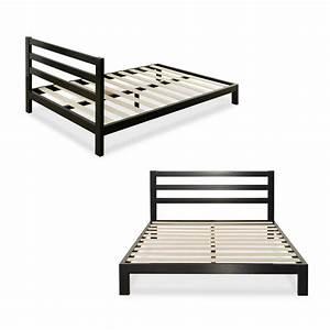 Platform 2000H Metal Bed Frame/Mattress Foundation with