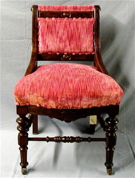 mauve pink dining chair armless the portal to
