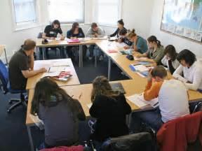 Adult English Classroom