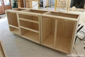 25 Easy Diy Kitchen Cabinets With Free Step