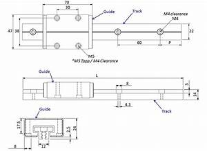 115 Linear Motion Friction Guides