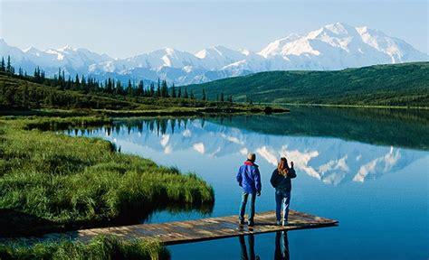 Alaska Active Travel Vacations - Biking, Hiking & Multi