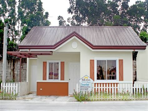 Philippine Bungalow House Model Modern Bungalow House