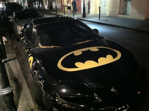 batman car the magic of new orleans superman lucky charms and