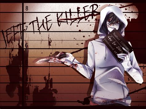 jeff the killer wallpapers wallpaper cave