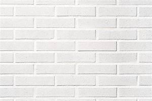 Brique De Parement Blanche : terre blanche brique lisse unie terca ~ Dailycaller-alerts.com Idées de Décoration