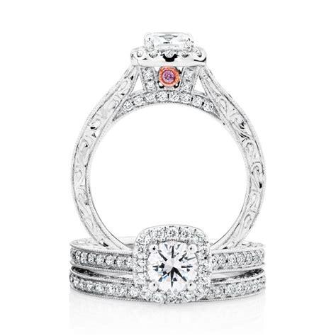 the michael hill designer bridal collection 1 64ct tw diamond amoroso bridal the