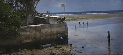 Marshall Islands Lives Island Climate Balance Change