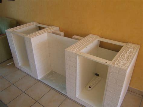 realiser une cuisine en siporex pour ma part ju0027ai fixer les panneaux de mlamin avec 4