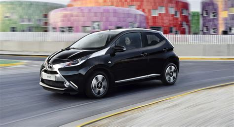 toyota aygo euro hip city hatch unveiled