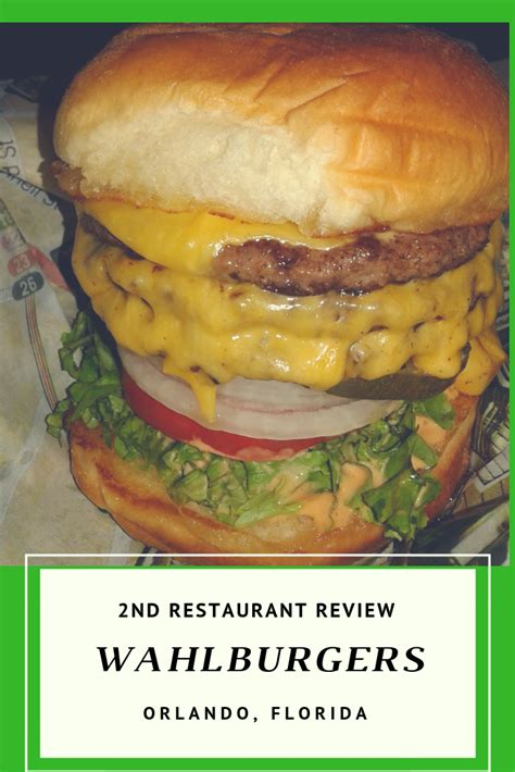 wahlburgers orlando government cheese