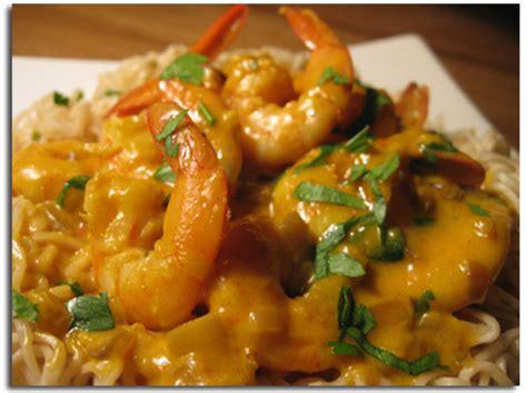 recettes avec crevettes