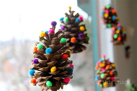 Diy Christmas Ornaments You Can Make In Minutes-yes