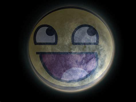 tapeta usmiechnieta ksiezycowa buzka usmieszki zabawne