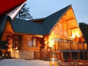 HD wallpapers log cabins tennessee pigeon forge