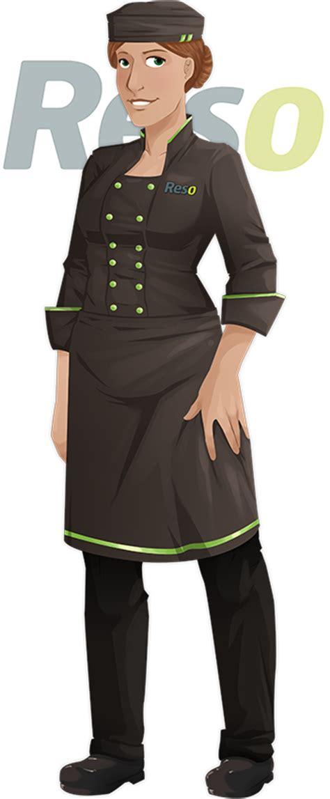 tenue cuisine tenue de travail du chef de cuisine reso le