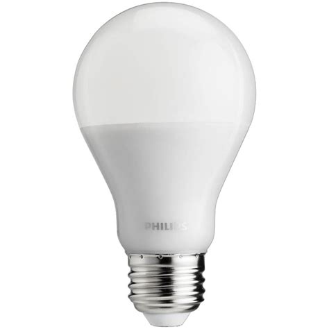 soft white dimmable a19 led light bulbs 6 5w