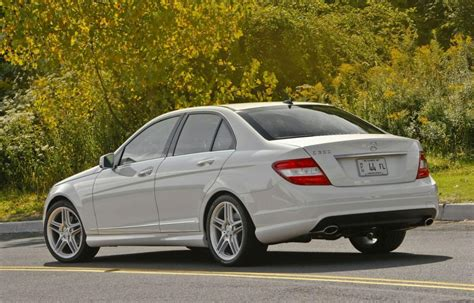 This generation, which was all new for 2008, changes little for 2011. 2011 Mercedes-Benz C-Class - Information and photos ...