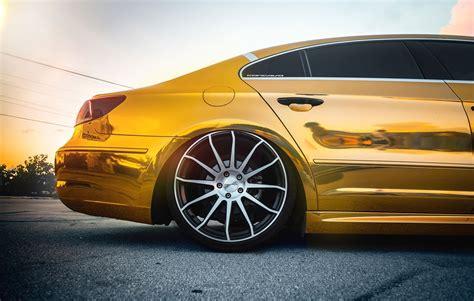 Slammed Volkswagen Passat CC - Cars One Love