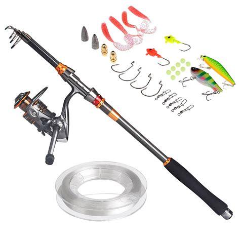 telescopic fishing rod   buyers guide