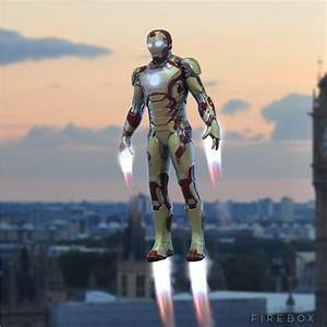 Iron Man Suit | Firebox - Shop for the Unusual