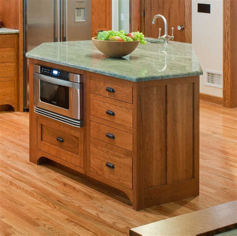microwave in island cabinet custom kitchen islands kitchen islands island cabinets