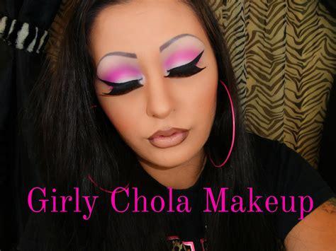 Girly Chola Makeup Tutorial