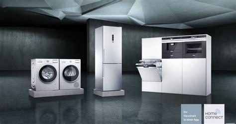 Kühlschrank Home Connect by Vernetzt Siemens Home Connect Demonstriert Die Vorteile