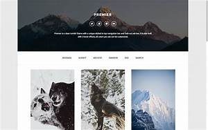 40 Photography Tumblr Themes Mobile Ready