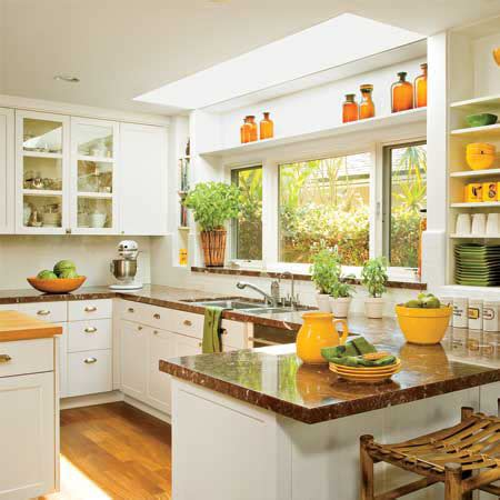 making  kitchen  lasts simple kitchen design
