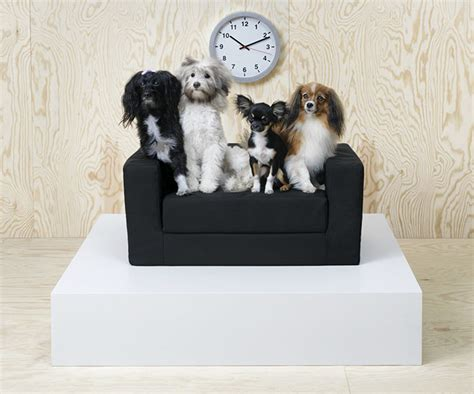 ikea just launched a pet furniture collection and