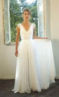 custom made wedding dresses vintage inspired wedding dress custom made chiffon wedding gown ivory white lace
