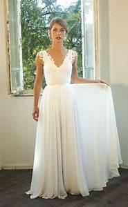 Romantic vintage inspired wedding dress custom made for Romantic vintage wedding dresses