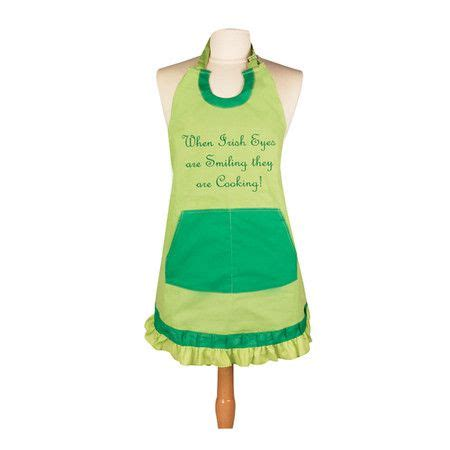 Kitchen Aprons Ireland by I Pinned This When Apron From The Luck Of The