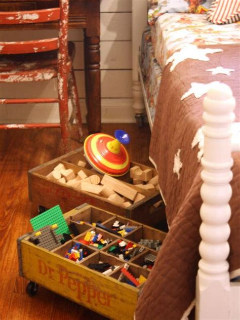creative  bed storage ideas  bedroom hative