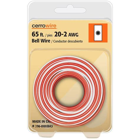 Cerrowire Solid Bell Wire The