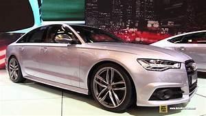 Audi S 6 : 2016 audi s6 exterior and interior walkaround 2015 ~ Kayakingforconservation.com Haus und Dekorationen