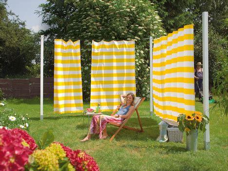 Sonnenschutz Für Den Garten by Einfacher Sonnenschutz