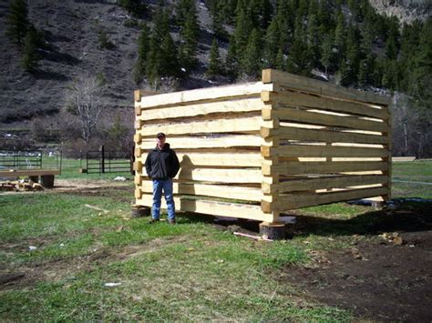 how to build a cabin how to build a log cabin with dovetail notches 7 steps
