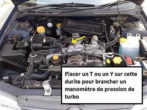 Branchement Manometre Pression Turbo : montage d 39 un mano de pression de turbo non lectrique ~ Gottalentnigeria.com Avis de Voitures