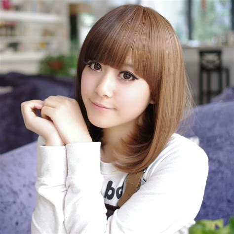 tips memilih model rambut wanita  sesuai bentuk wajah