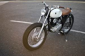 U2018type 4a U2019 Yamaha Sr250  U2013 Auto Fabrica