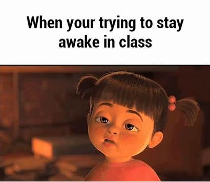 Awake Stay Trying Class Google Funny Gifs