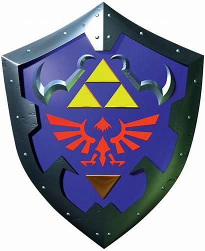 Shield Hylian Zelda Oot Wiki Games Dungeon