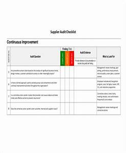 cute supplier audit checklist template photos resume With supplier audit plan template