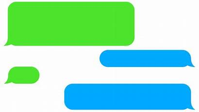 Message Text Messages Clipart Punctuate Way Iphone
