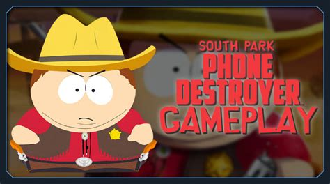 Fulfill your destiny and become… the ultimate phone destroyer! South Park: Phone Destroyer   2020 Review   Guides and Tips