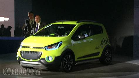 Modified Beat By Dc by 2016 Auto Expo Chevrolet Beat Activ Concept Revealed